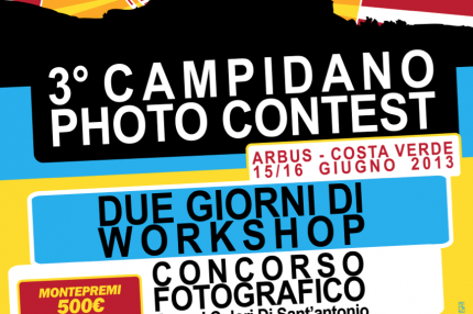 1° Campidano Photo Contest – San Gavino M.Le