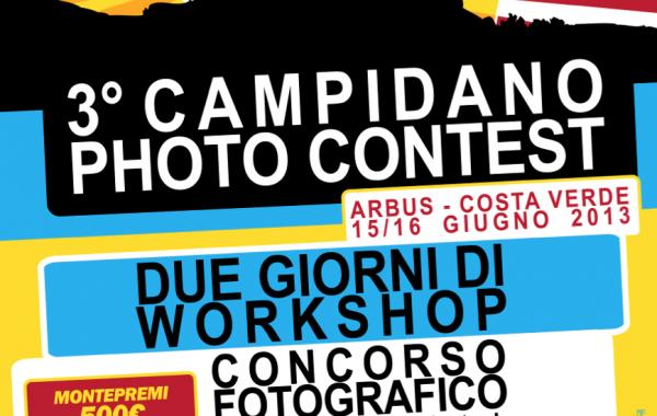 1° Campidano Photo Contest – San Gavino M.Le