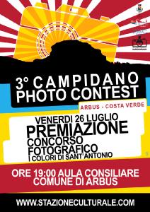 premiazione concorso fotografico